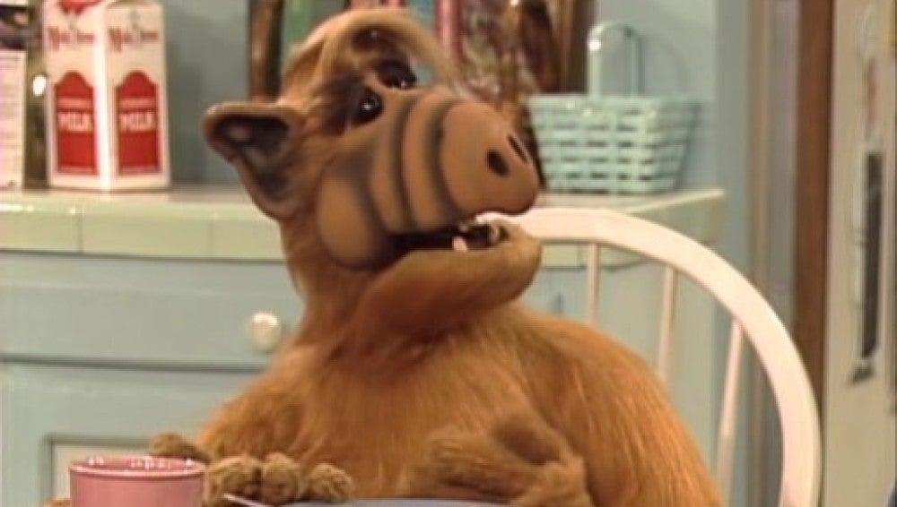 Alf prepara su salto a la gran pantalla