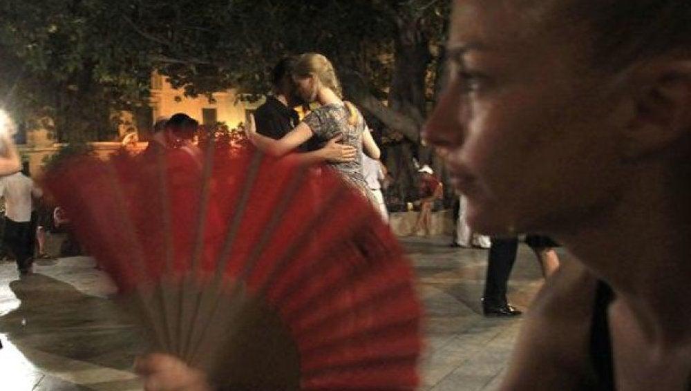 España pasa la noche más calurosa del año