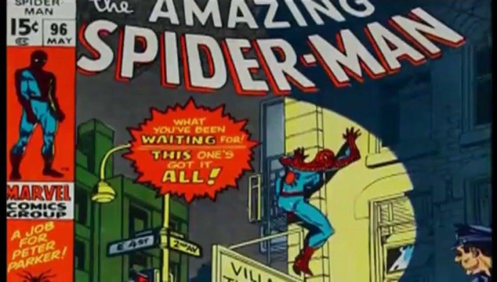 Spiderman cumple 50 años