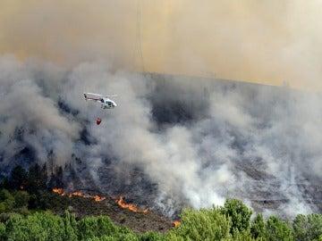 Incendio en O Barco
