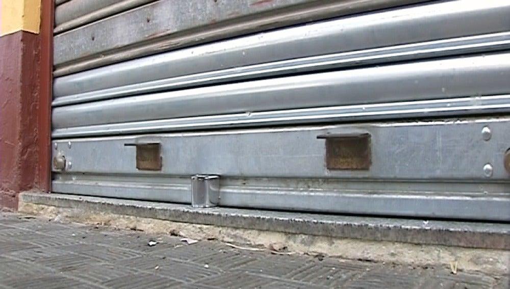 Detenidos tres jóvenes por el asalto a un supermercado de Sevilla