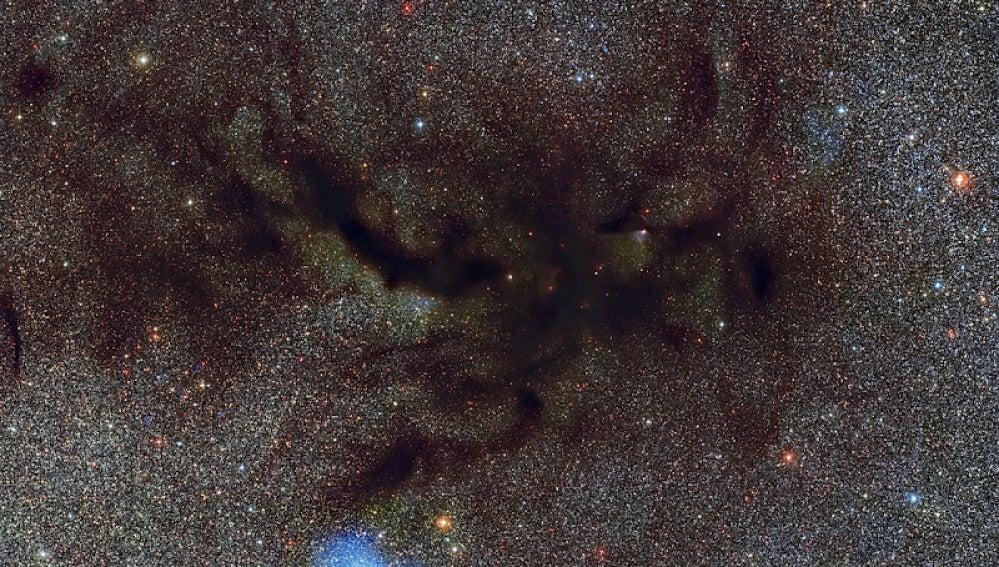Primera foto detallada de la Nebulosa de la Pipa