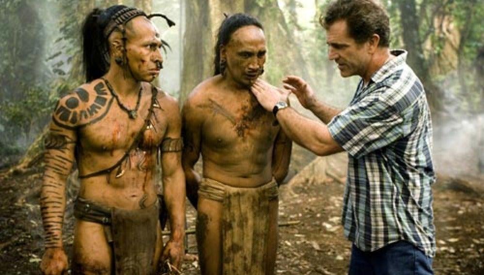 'Apocalypto' película de Mel Gibson