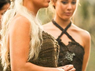 Daenerys, esposa de Khal Drogo