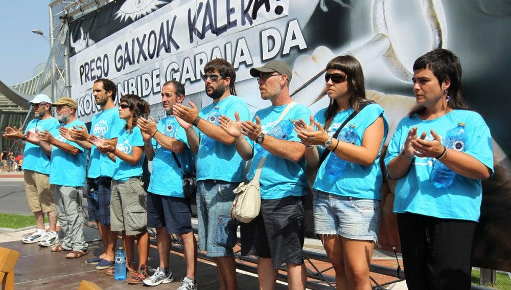 """Los firmantes de Gernika piden la """"inmediata"""" libertad de Bolinaga"""