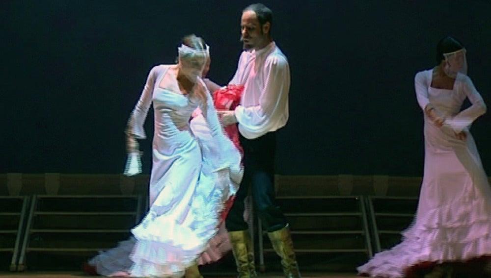 El Quijote en el tablao de flamenco