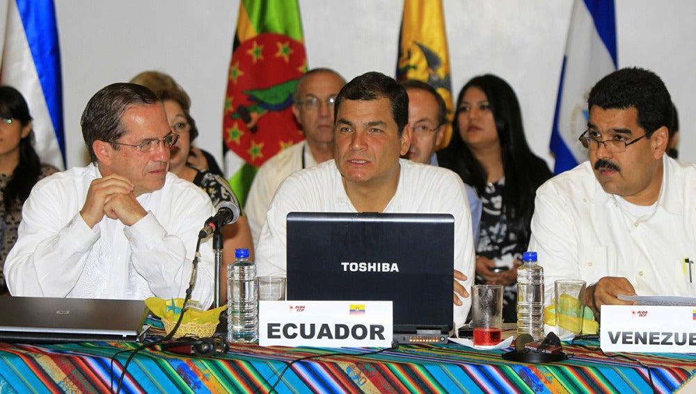 ALBA respalda a Ecuador en el caso Assange