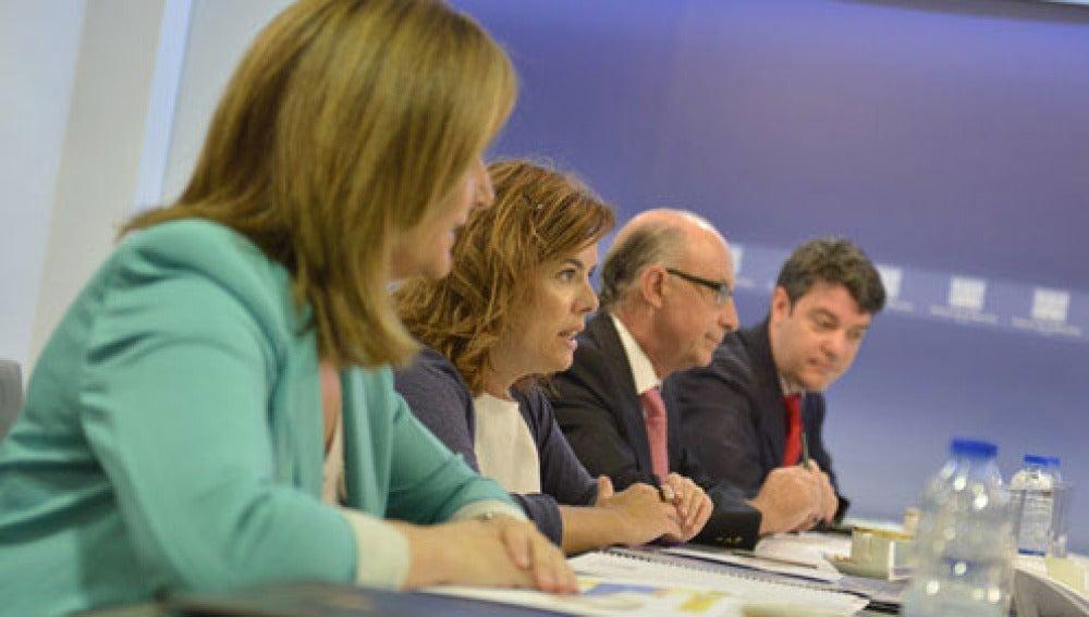 Reunión sobre la prórroga del Plan Prepara