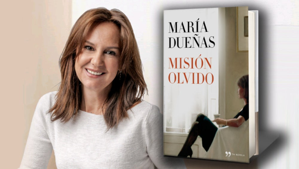 María Dueñas, la española que más vendió en 2012 con 'Misión olvido'