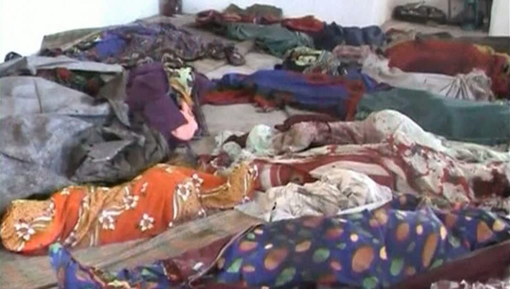 Tragedia en Kenia