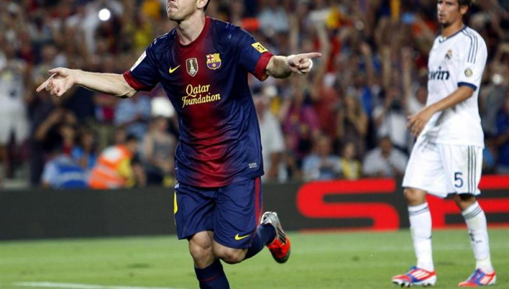 Messi marca de penalti
