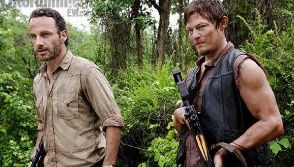 Nuevas imágenes de la 3 ª temporada de 'The Walking Dead'