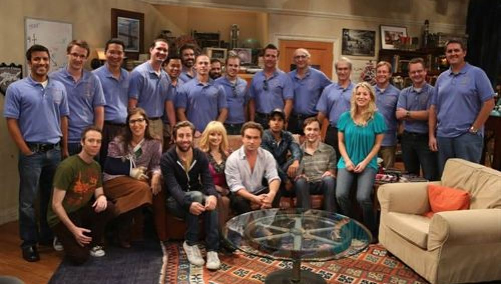 Curiosity en 'The Big Bang Theory'