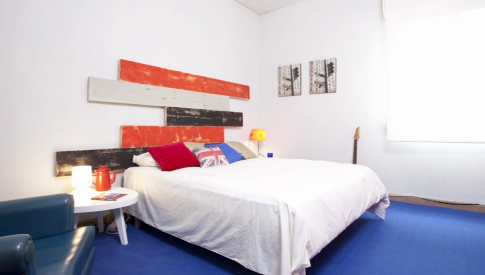 dormitorio british