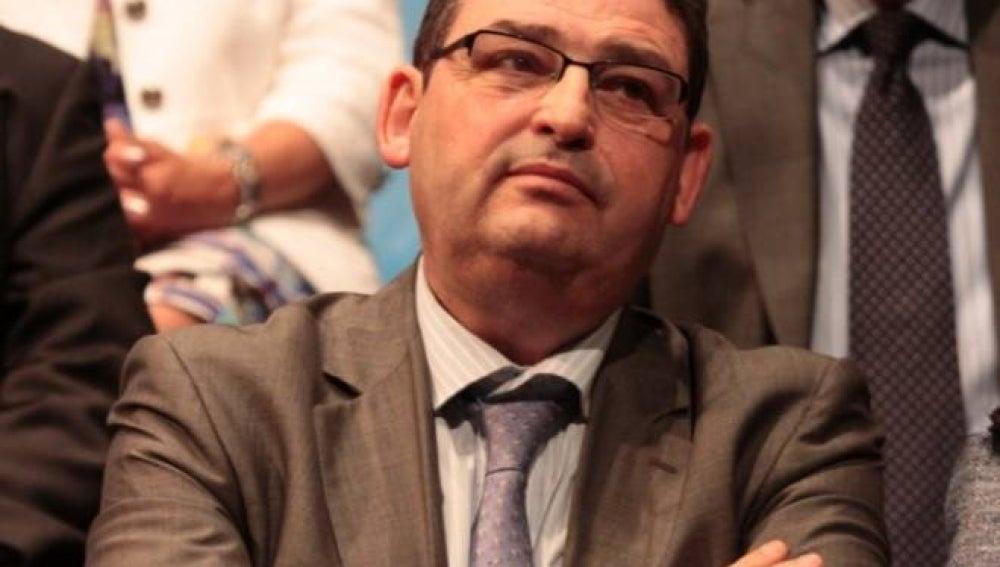 El diputado del PP, Guillermo Collarte