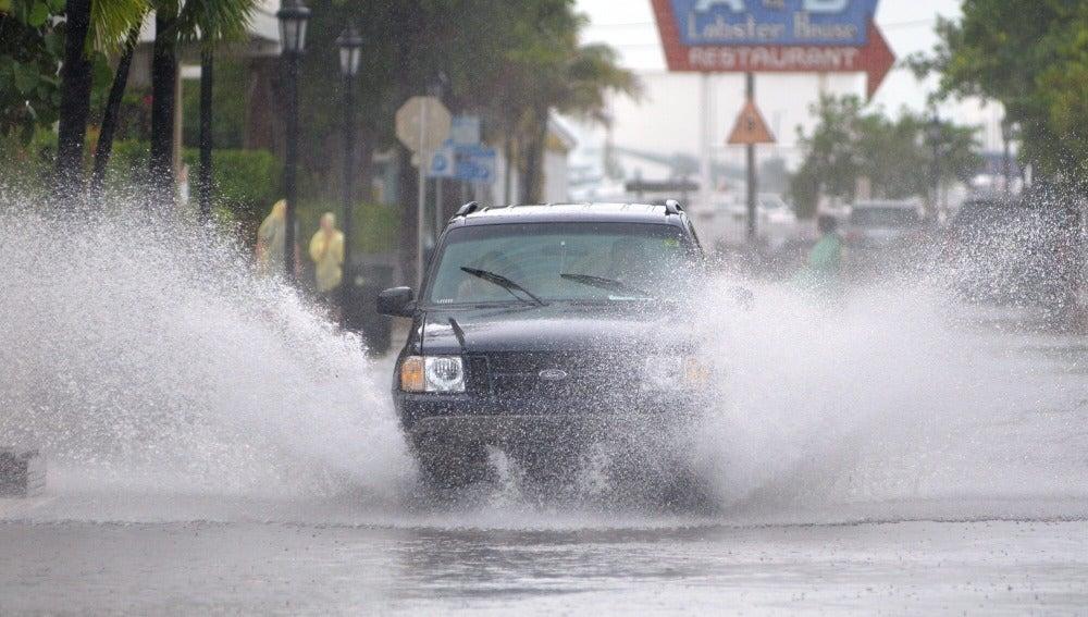 La tormenta tropical 'Isaac' ha atravesado ya Florida