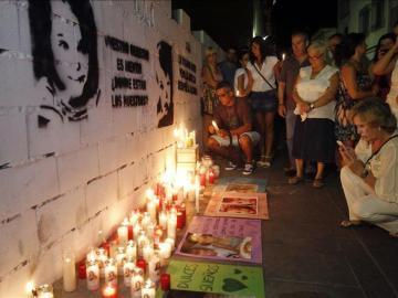 Concentración ciudadana por Ruth y José en Córdoba