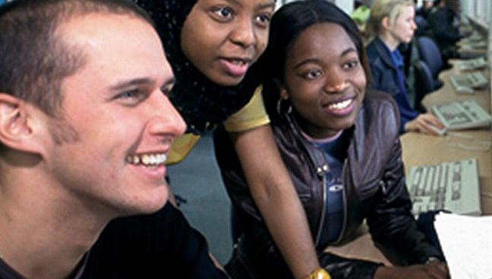 Estudiantes extranjeros en Londres