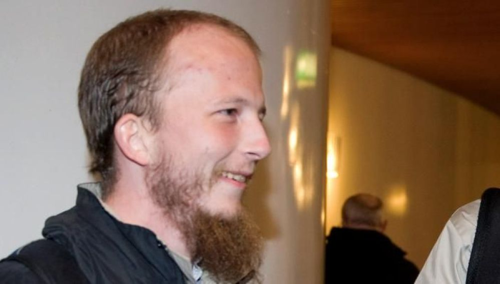 Gottfrid Svartholm Warg, fundador de The Pirate Bay