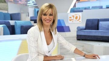 Susanna Griso en la séptima temporada de Espejo Público