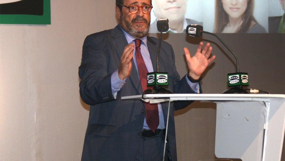 Javier González Ferrari, presidente de Onda Cero