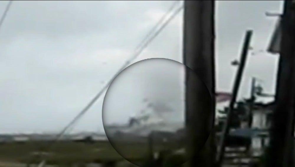 Un tornado causa daños en dos barrios de la ciudad de Nueva York