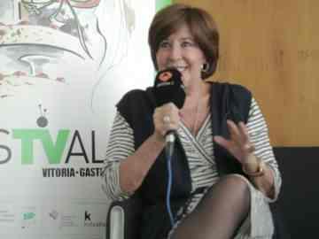Concha Velasco FesTVal de Vitoria