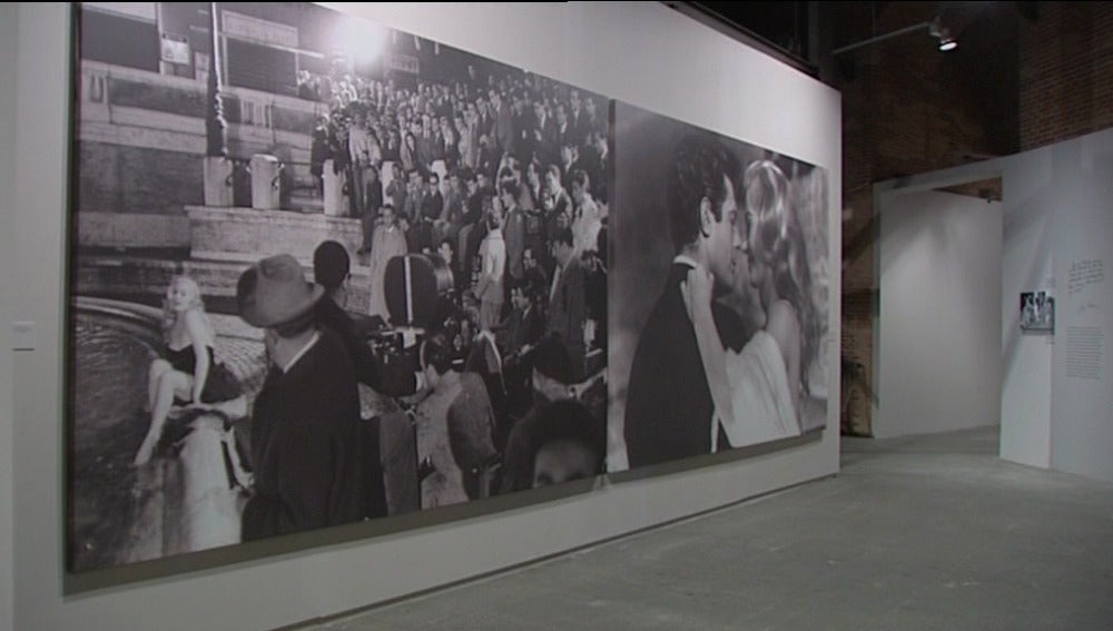 Una exposición en Madrid revive el estilo de 'La dolce vita'