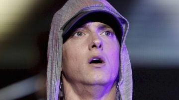 El cantante y actor Eminem
