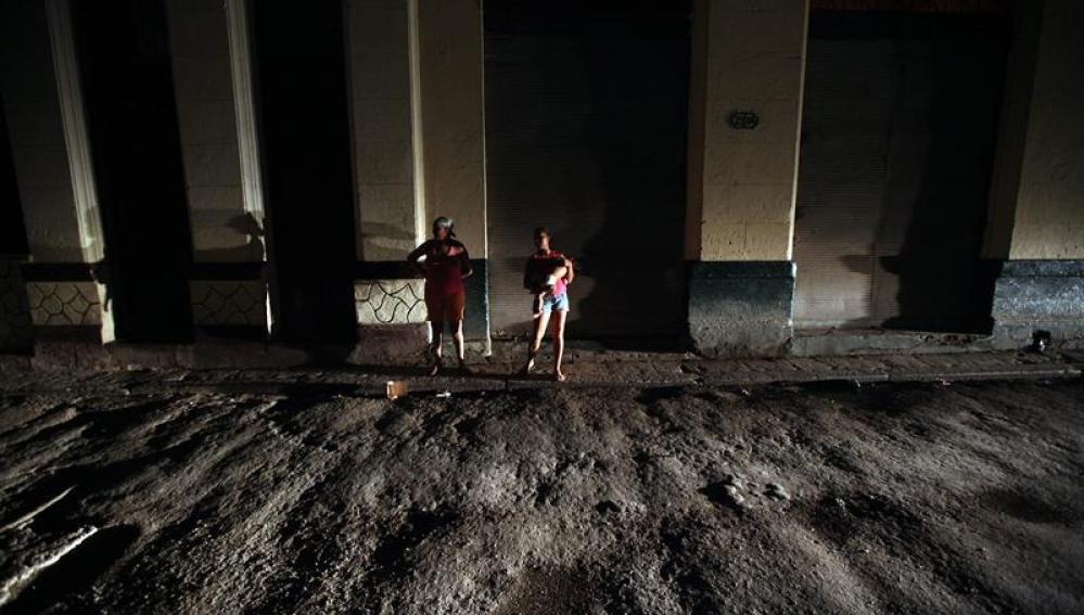Apagón en Cuba
