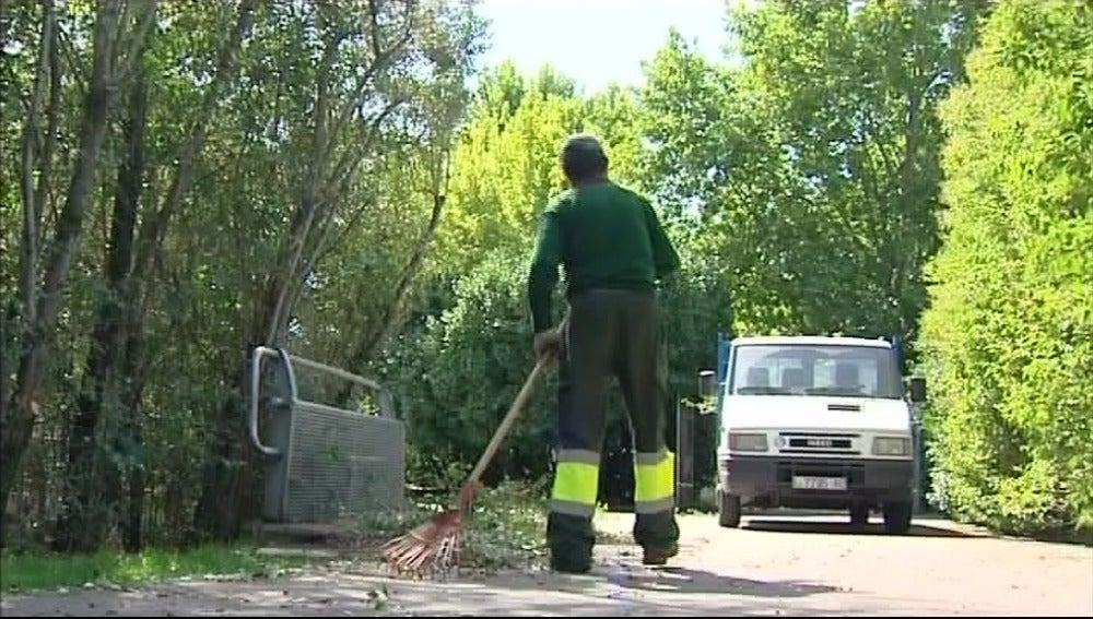 Trabajos para la comunidad a cambio de ayudas municipales en Lérida