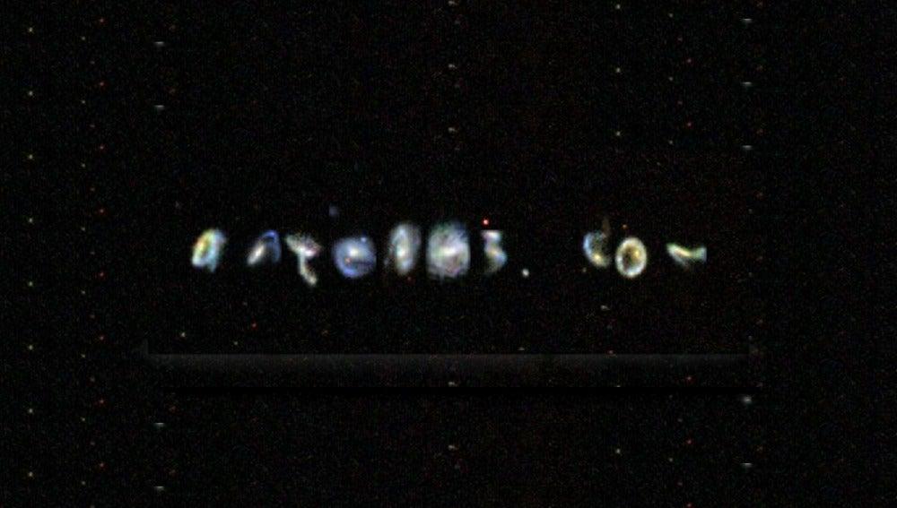 Antena3.com en las galaxias