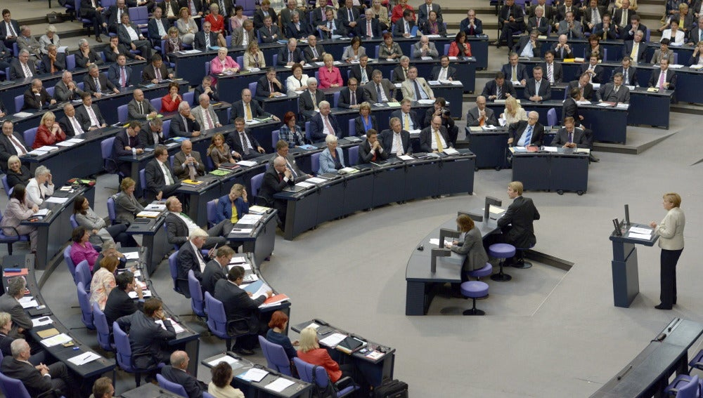 Sesión del Bundestag