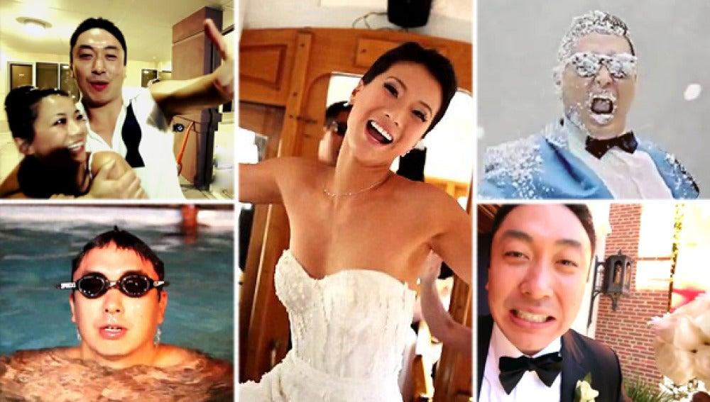 La boda más irreverente
