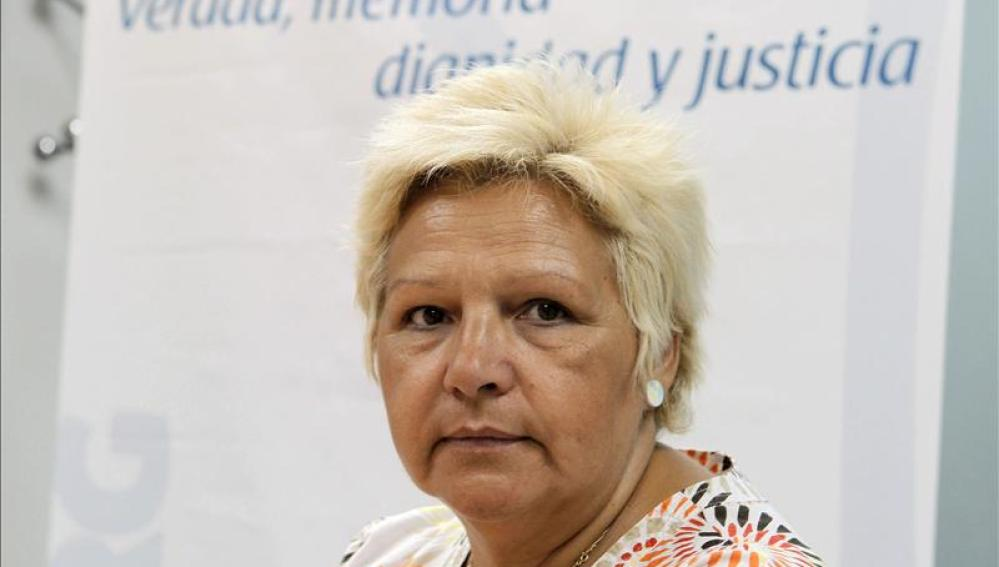 Pedraza, presidenta de la AVT