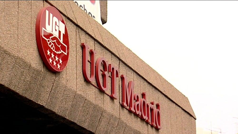 Sede de UGT Madrid