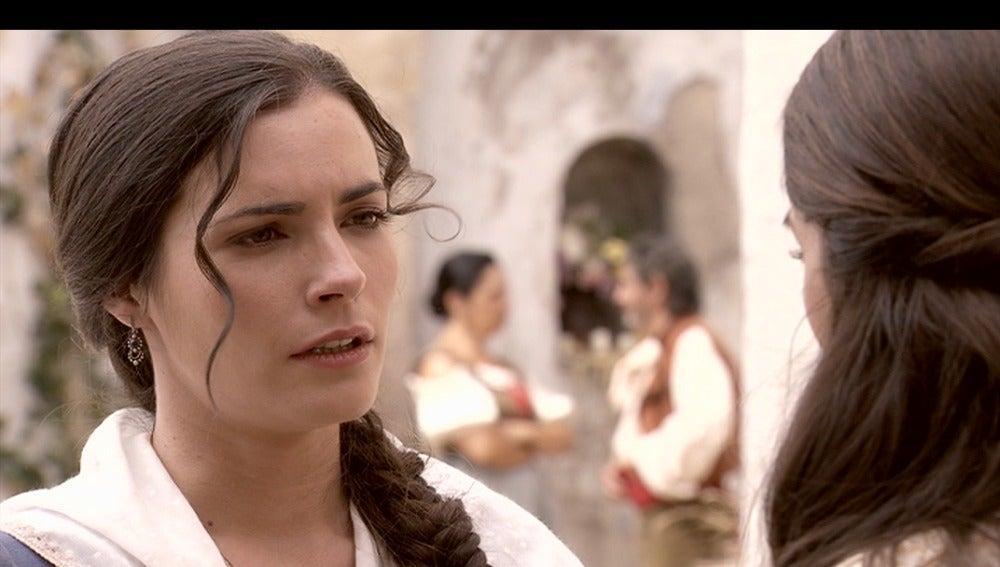 Beatriz y Sofía (Bandolera)