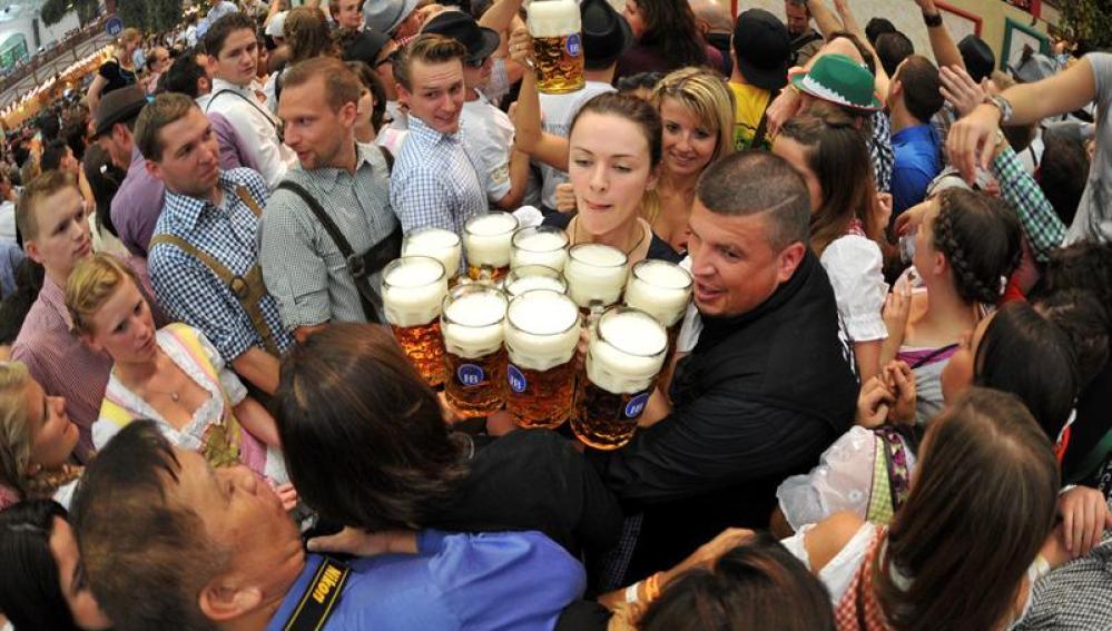 La Oktoberfest, la más popular y tradicional fiesta cervecera del mundo