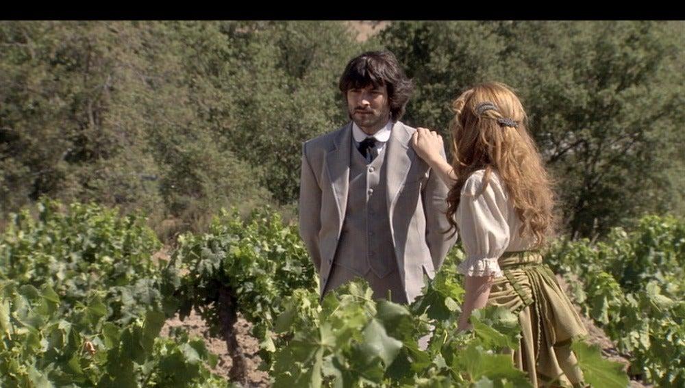 Raul y Sara Mejores Momentos de Bandolera (capítulo 459)