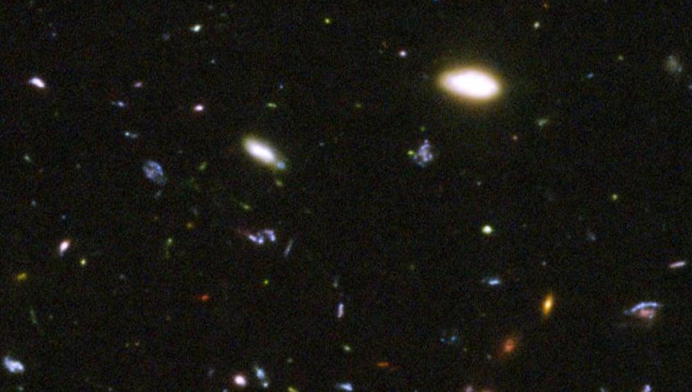 La galaxia más lejana
