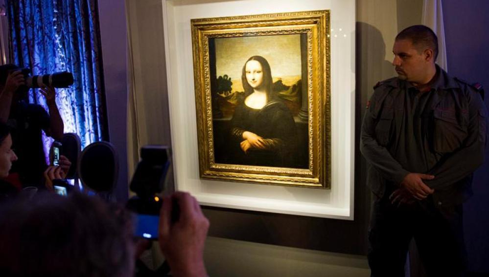 La 'primera versión' de la 'Mona Lisa'