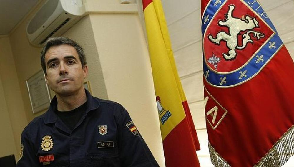 Inspector jefe Javier Nogueroles