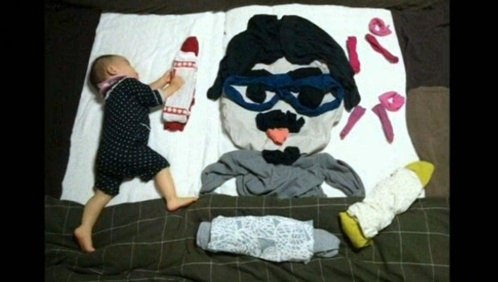 Una madre japonesa recrea los sueños de su bebé