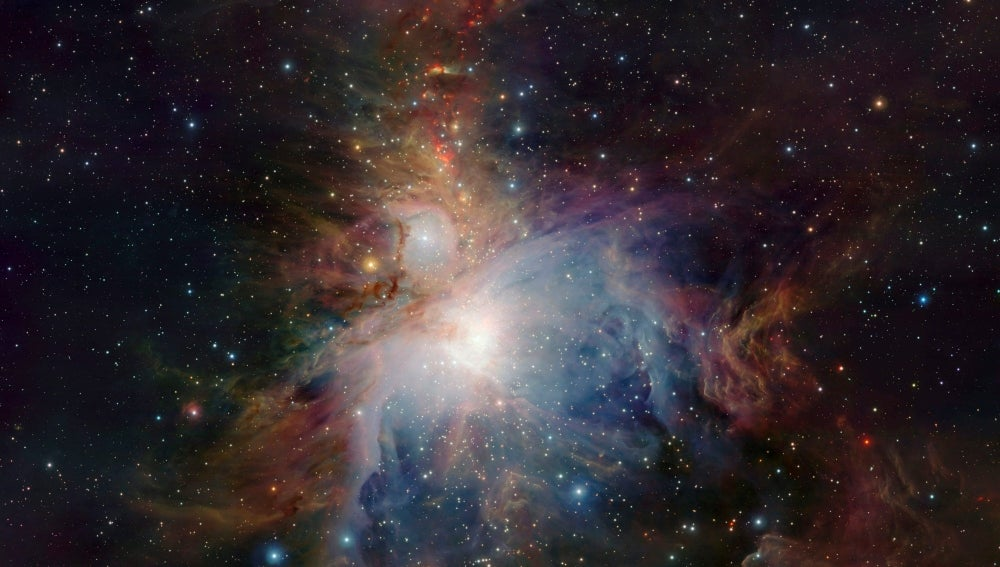 La nebulosa Orión
