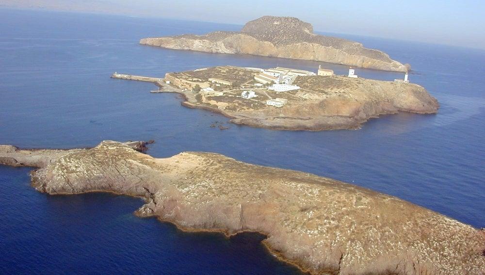 Las islas Chafarinas
