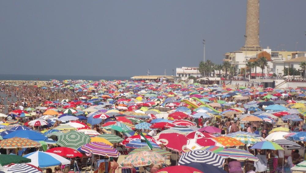 Llenamos las playas