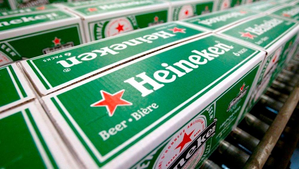 Fábrica de Heineken en Den Bosch, Holanda