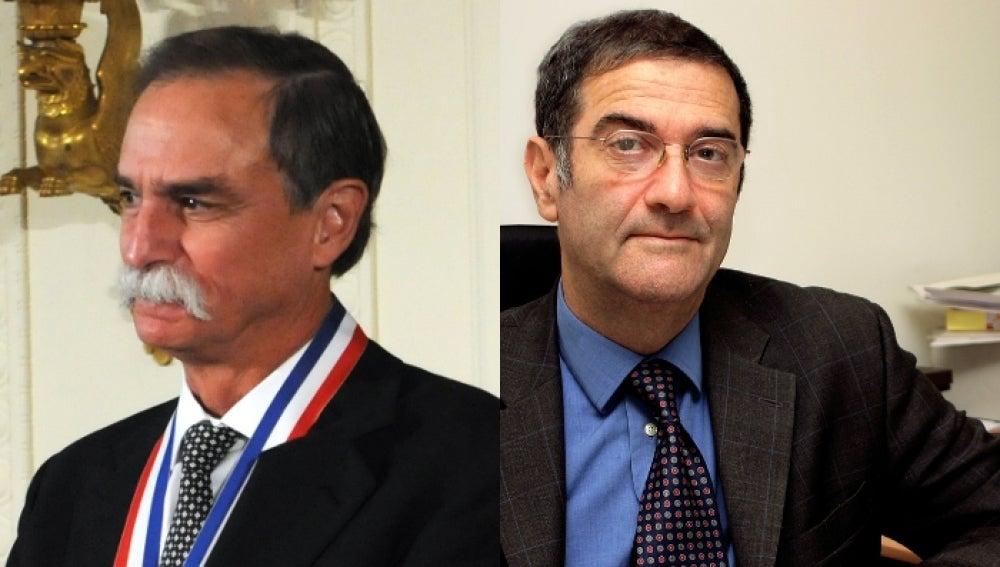Serge Haroche y David J. Wineland