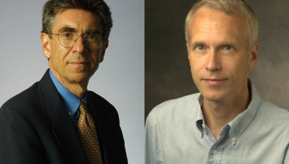 Robert Lefkowitz y Brian Kobilka