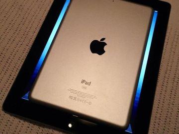 Así podría ser el iPad Mini